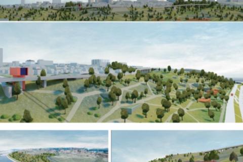 Парк «Горки» в Нижнем Новгороде не появится в 2021 году даже на бумаге