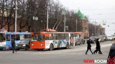 Никитин опроверг ликвидацию троллейбусного движения в Нижнем Новгороде